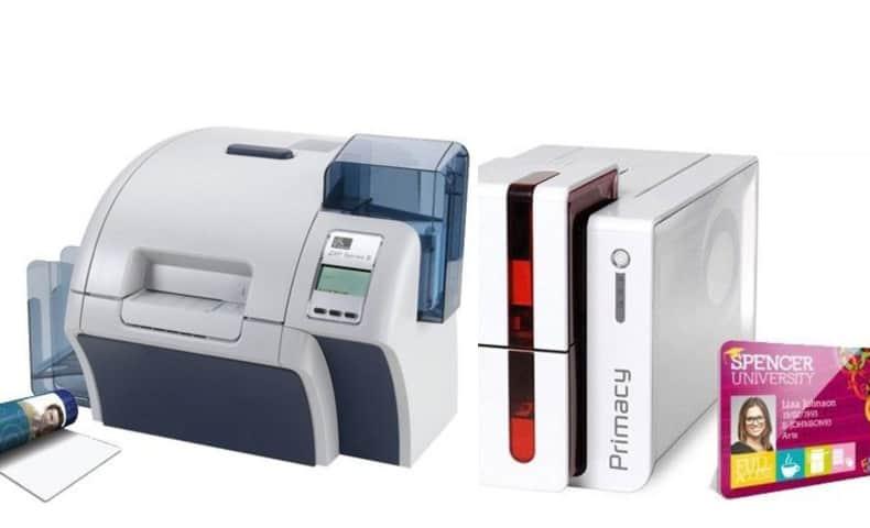 Imágen Teccnologías de impresión impresión de tarjetas de PVC