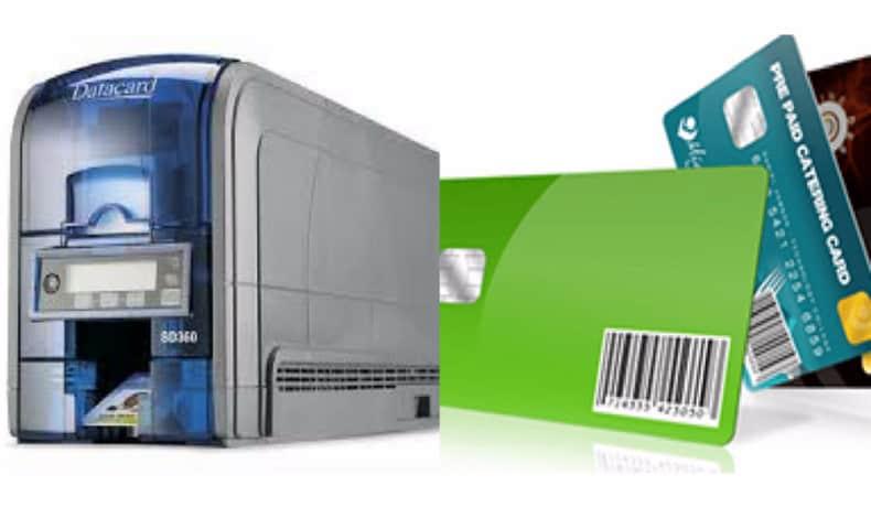 Razones para no comprar una impresora de tarjetas de PVC